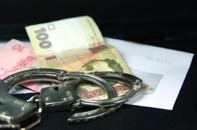 Коррупция в Украине никуда не исчезла