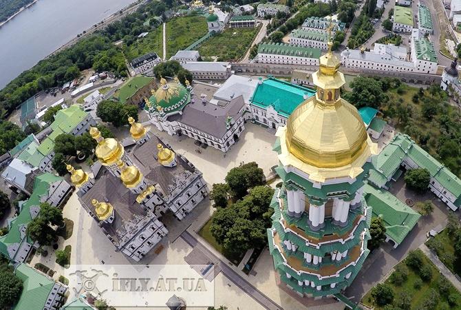 Киевлянин снял Киево-Печерскую