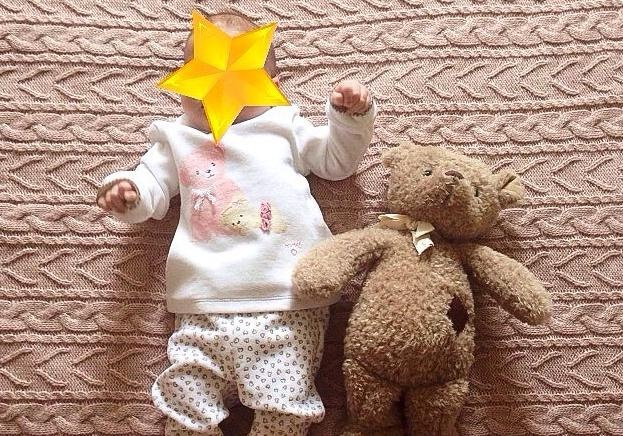 Маша Собко показала дочь