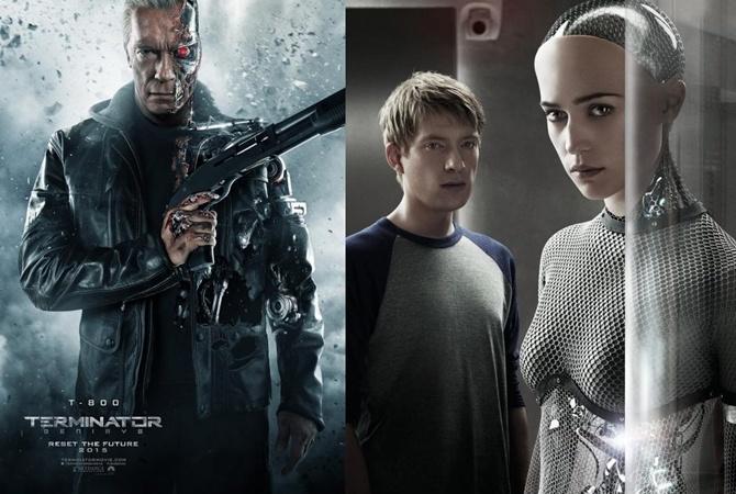 """""""Терминатор-5"""" vs """"Ex Machinа"""": битва стволов против битвы разума"""