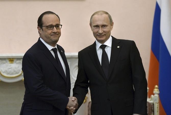 Олланд Франция не выплачивала России никаких компенсаций