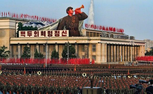 Северная Корея угрожает применить'неизвестное миру оружие против США КНДР грозит США ударом