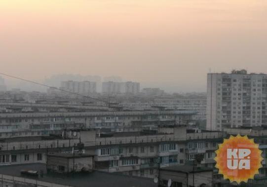 загрязнения воздуха