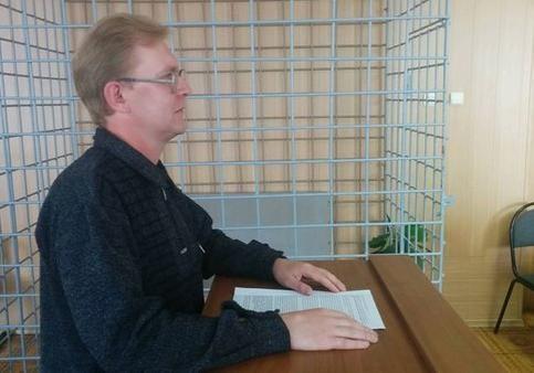 В России обыскали дом учителя, написавшего стихотворение про Украину