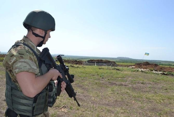 В Донбассе погибли двое украинских военных