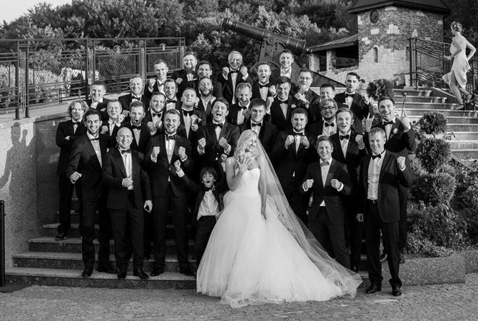 Сергей Притула о своей свадьбе: не ожидал такого ажиотажа