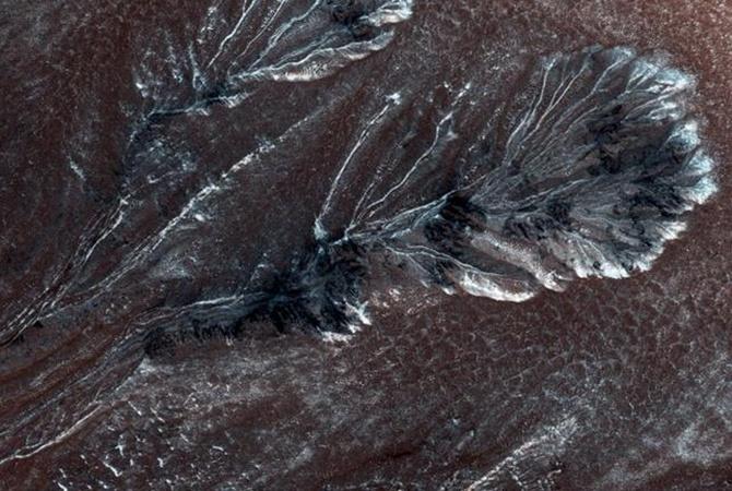 В НАСА раскрыли главную тайну Марса Ледяные пустоши Марса