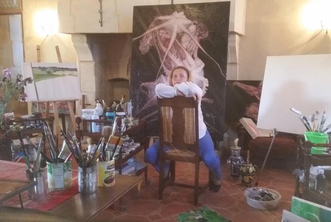 Як цікава ідея зробила українку найвідомішою художницею за кордоном - фото 3