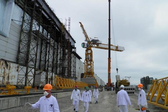Строителей для Чернобыльской АЭС готовят, как космонавтов