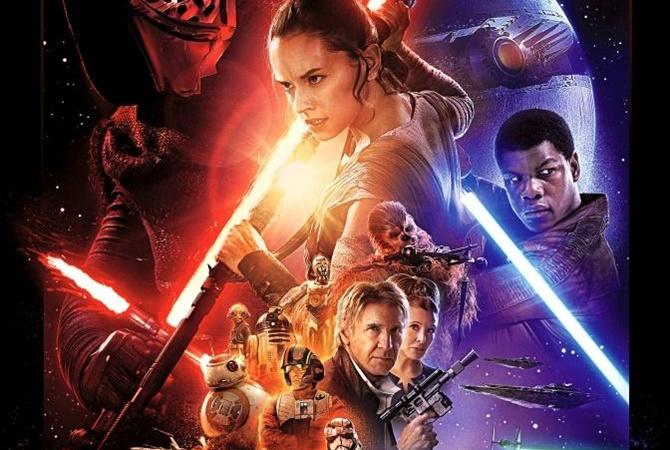 «Звездные войны» заработали 50 млн долларов довыхода на дисплей