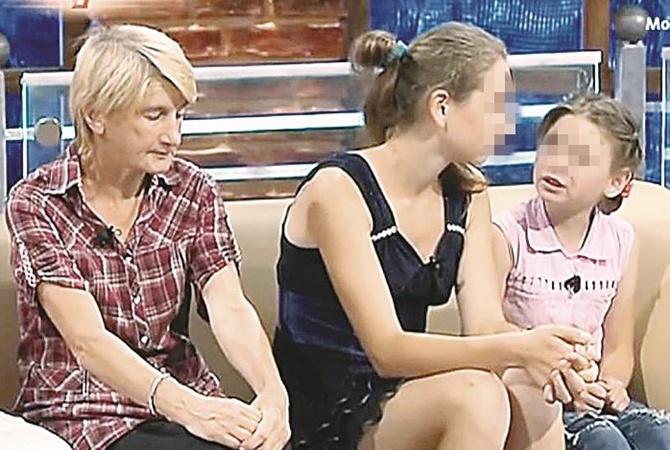 девочка сосет член папе русское видео