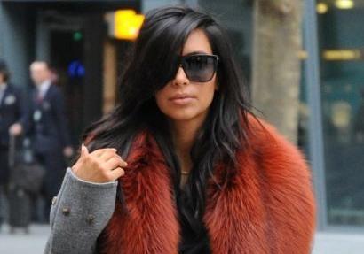НаeBay выставлены «беременные» одежды Ким Кардашьян