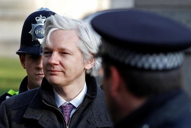 Швеция допросит Ассанж в посольстве Эквадора в Лондоне Джулиан Ассанж
