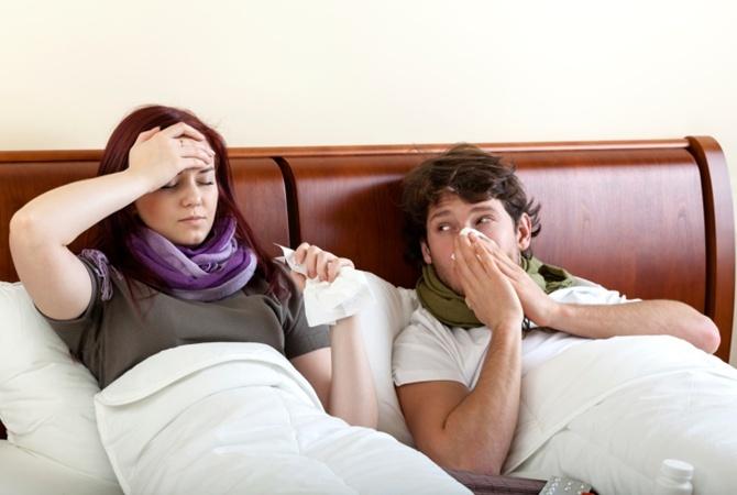 В Запорожье грипп ожидают к февралю