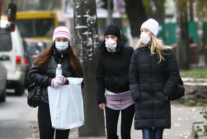 Квиташвили заявил что в Украине нет эпидемии гриппа несмотря на 25 смертей Фото Максим ЛЮКОВ