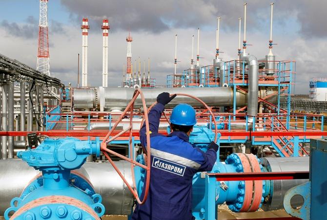 Украина выставила «Газпрому» штраф на3,4 млрд долларов
