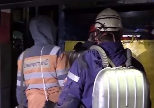 В России снова взорвалась шахта  Северная
