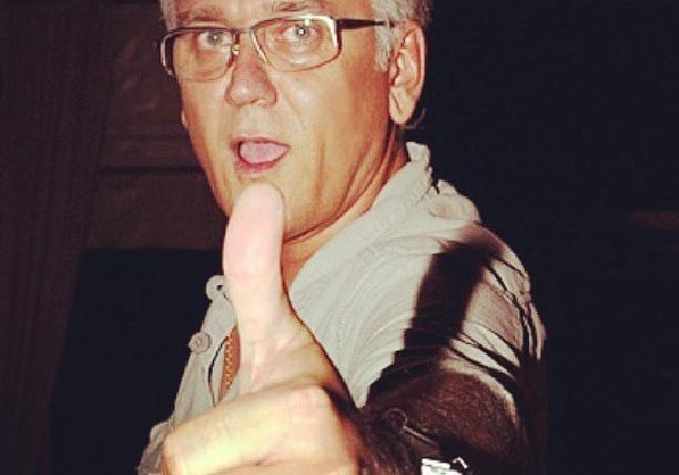 58-летний Александр Маршал встречается смоделью изПетербурга