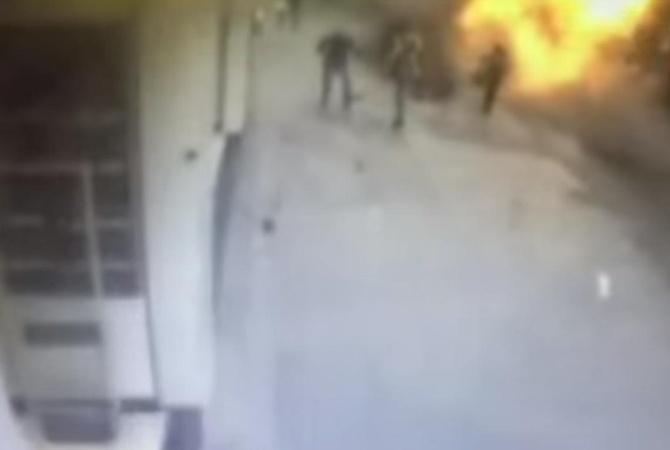 Жители России непострадали в итоге взрыва вСтамбуле