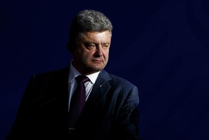 Порошенко выступил против разрыва дипломатических отношений с Россией                       Порошенко даже не хочет это обс