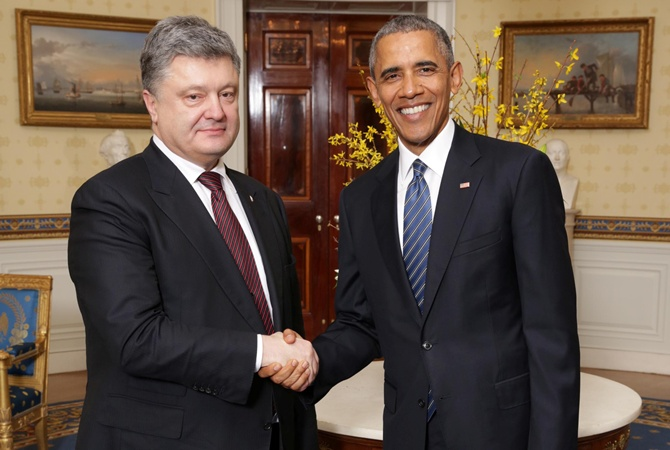 Обама выдвинул Порошенко условие для перечисления транша в $1 млрд