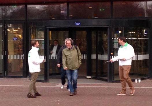 Премьер Нидерландов призвал жителей голосовать заСА Украины иЕС