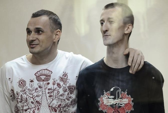 Украинский минюст ведет переговоры повозвращению Кольченко иеще троих политзаключенных