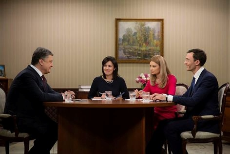 Спикер Рады объявил оготовности возглавить руководство Украинского государства