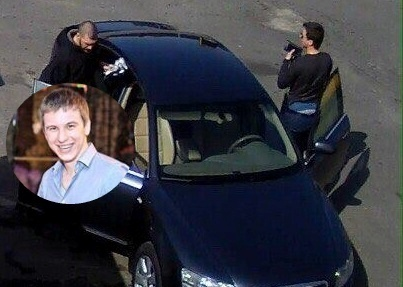 Около украинской столицы отыскали автомобиль пропавшего водителя BlaBlaCar