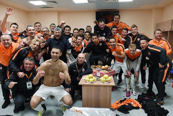 «Шахтер» сразится с«Севильей» вполуфинале— Лига Европы