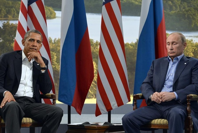 Обама призвал В.Путина добиться отАсада предотвращения наступления насирийскую оппозицию
