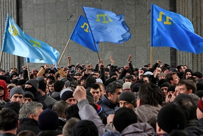 Генеральная прокуратура: Возбуждено производство пофакту незаконного запрета Меджлиса воккупированном Крыму