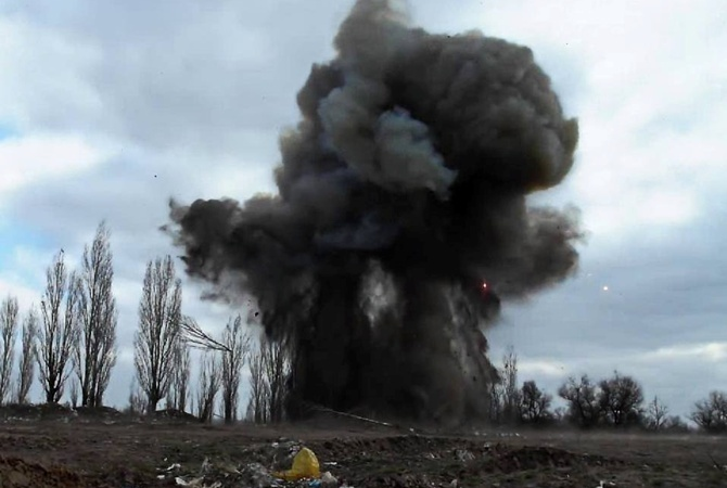 Боевики 42 раза обстреляли позиции сил ВСУ