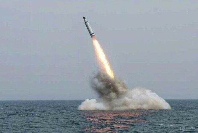 ВСеуле сочли провальным запуск баллистической ракеты КНДР