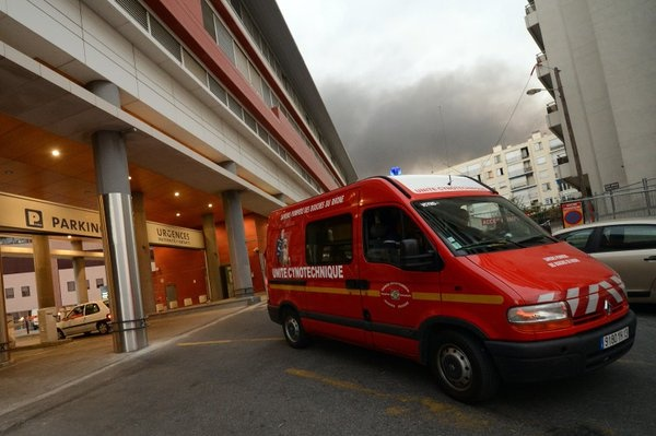 В итоге взрыва воФранции ранены 5 человек