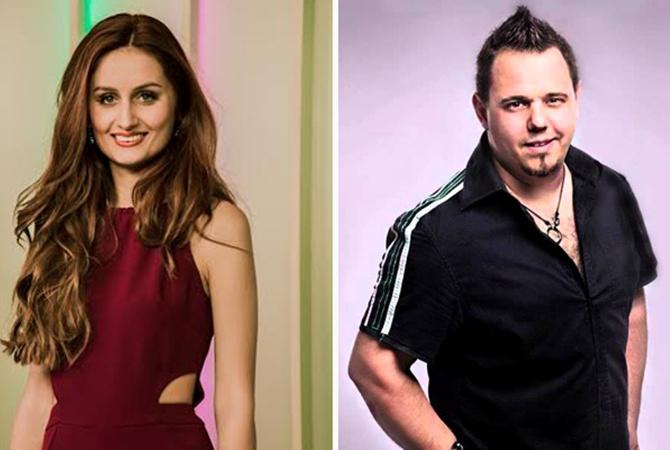 Молдова предложила Румынии выступить дуэтом на Евровидении                       Антон Овидиу отказался петь с Лидие
