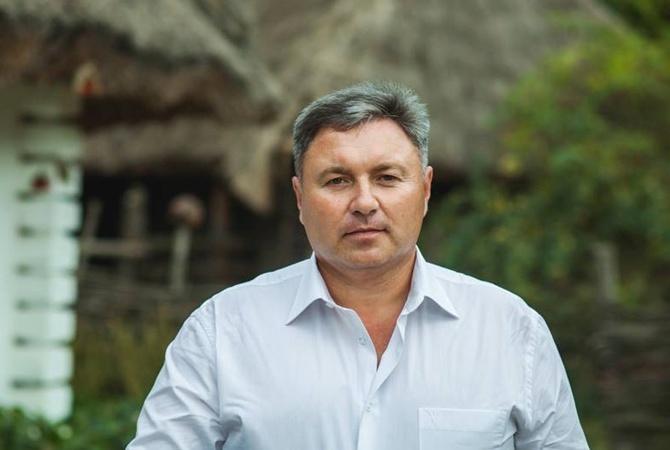 Порошенко назначил напост руководителя Луганской области Юрия Гарбуза