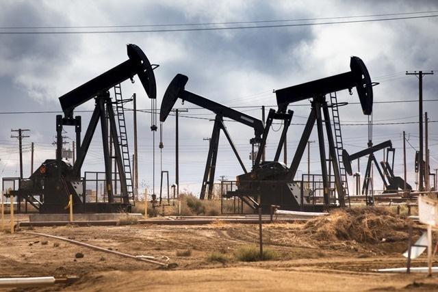 Нефть марки Brent опустилась ниже $46 за баррель