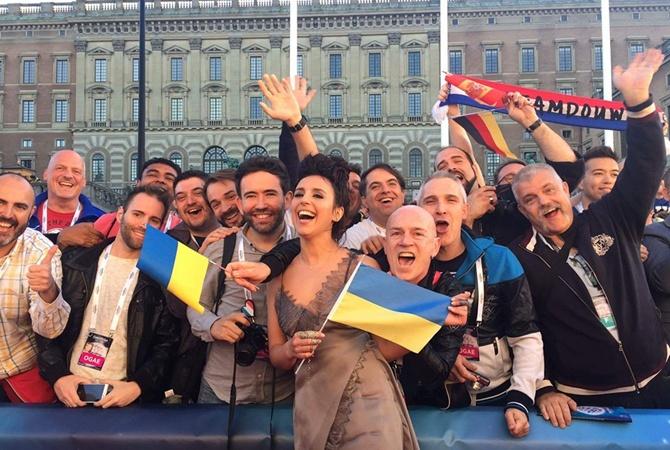 «Евровидение-2016»: в РФ указали навпечатляющий рывок Джамалы
