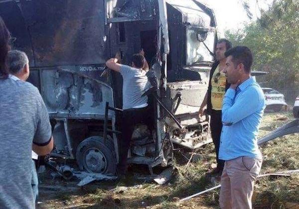 Мощнейший взрыв прогремел втурецком Диярбакыре, есть раненые
