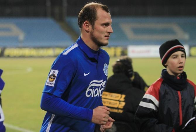 Футболисты «Зари» и«Днепра» устроили драку после полуфинала Кубка Украины