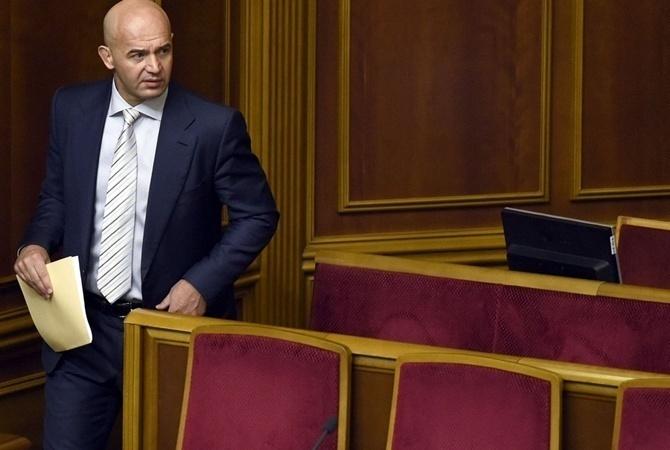 БПП восстановил Кононенко вдолжности после скандала сАбромавичусом