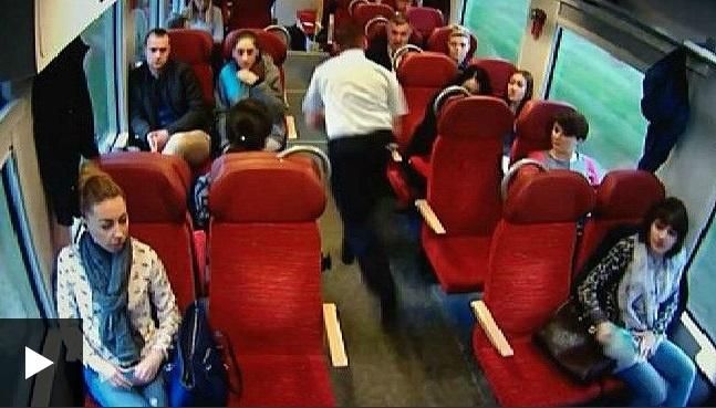 ВПольше машинист поезда своеобразным решением спас пассажиров