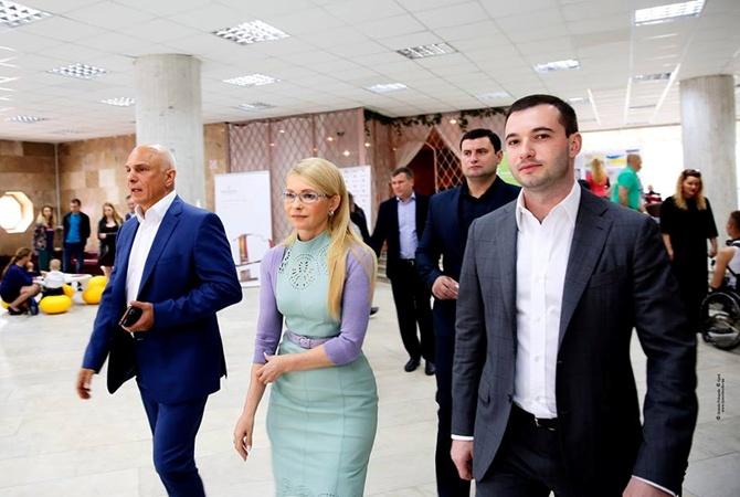 Юлия Тимошенко готовится стать бабушкой: живот еедочери заметно округлился