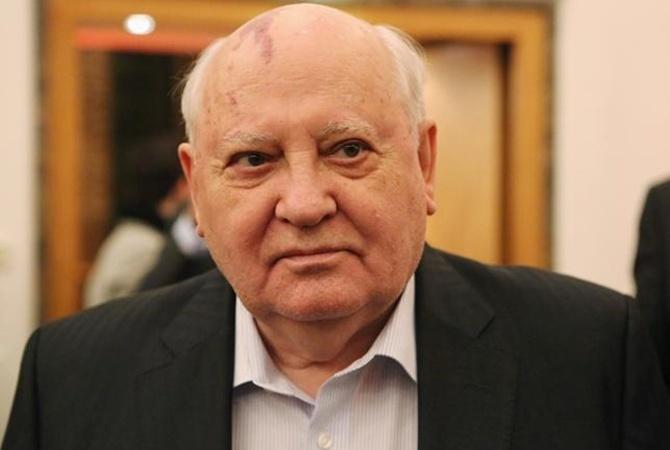 М.Горбачев отказался объяснять решение озапрете ему заезда в государство Украину