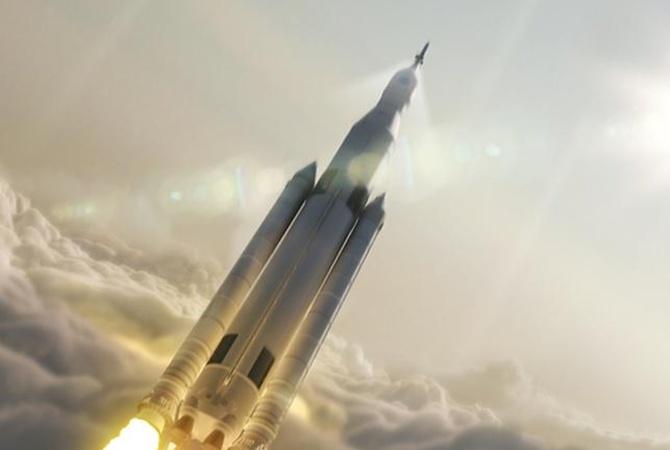 Первая ракета полетит на Марс в 2018 году В 2018 году на Марс полетит первая ракета