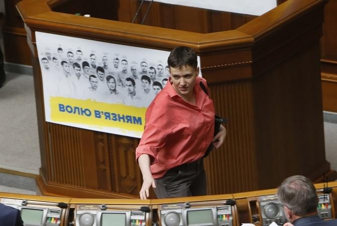 Никвартиры, нимашины— Савченко показала декларацию
