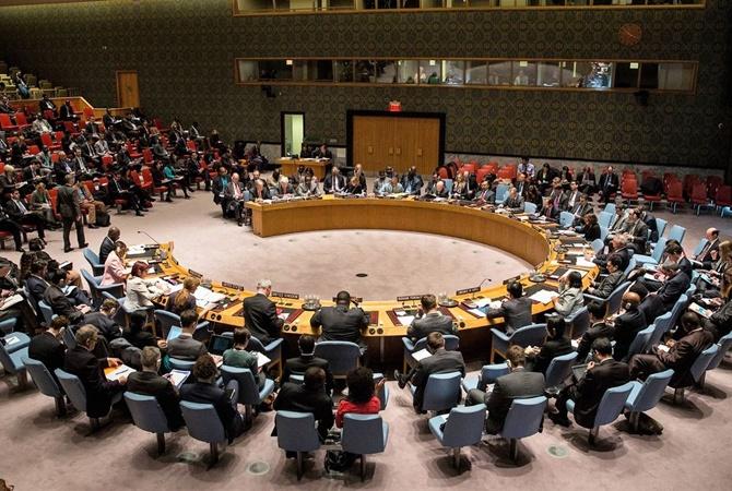 Украина обвинила ООН вбездействии