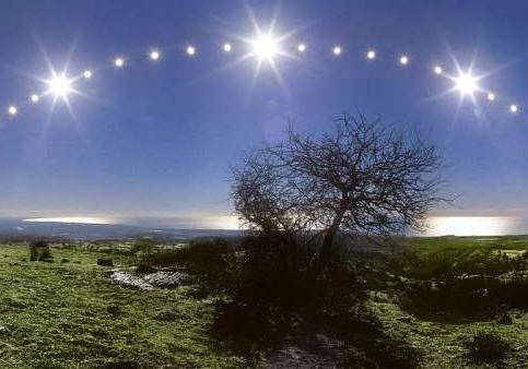 ВСеверном полушарии Земли сегодня началось астрономическое лето