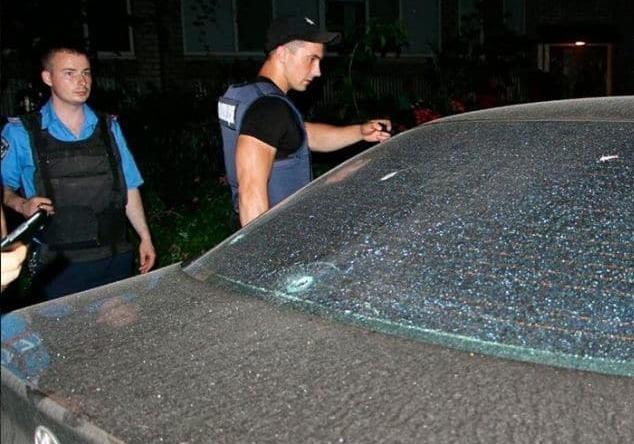 Вцентре Запорожья произошли взрывы истрельба: Появились фото